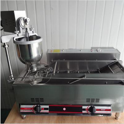 Electricity Combo Donut Machine Gas Charcoal Machine Automatic Commercial multi