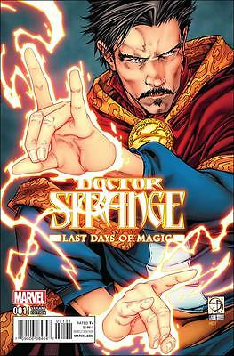 Doctor Strange: The Last Days Of Magic #1 Shane Davis Variant Cover | NEW/UNREAD