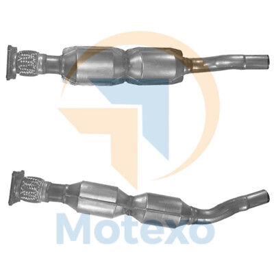 BM90745H Exhaust Approved Petrol Catalytic Converter 2yr Warranty Fitting Kit