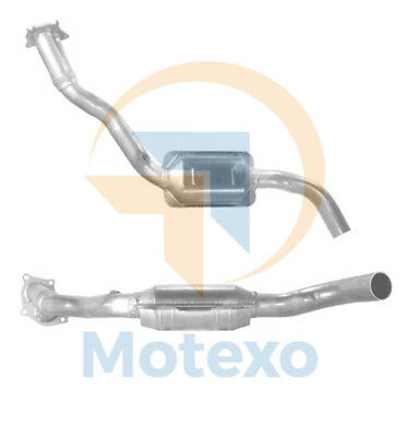 Fit with FORD GALAXY Catalytic Converter Exhaust 91279H 2.3 Fitting Kit Include