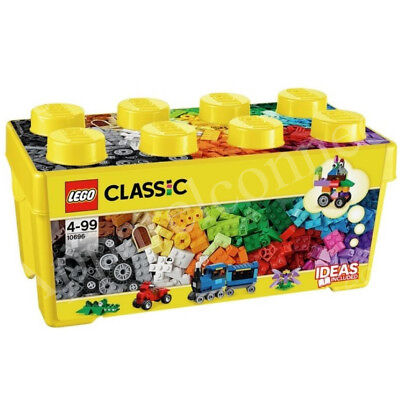 New LEGO Classic Med Creative Building Blocks w/ 35 Colours Building Ideas Inc