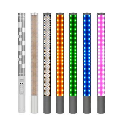 YONGNUO YN360 II YN360II Handheld LED Video Light 3200k-5500k RGB Color Stick