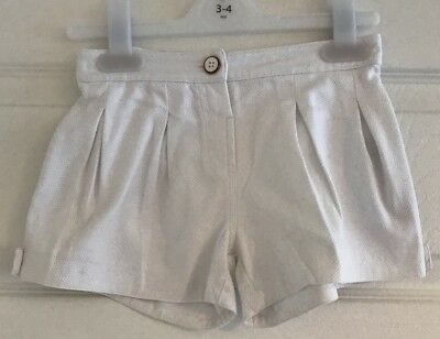 Girls Ted Baker Shorts & Top Age 3-4