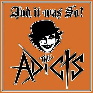 And It Was So! - ADICTS THE [LP]