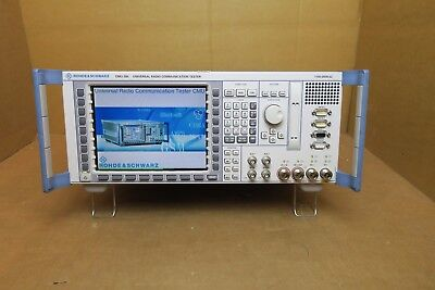Rohde & Schwarz CMU 200 Radio Communication GSM WCDMA Tester 1100.0008.02 R&S