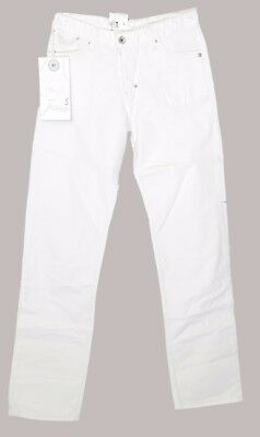 KAPORAL jeans droit confortable blanc Junior garçon ROCKERS