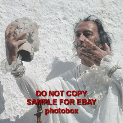 Exclusive Unpublished PHOTO Ref 219 Salvador Dali