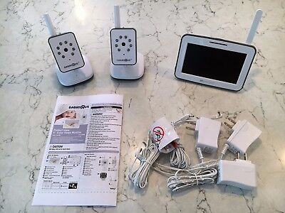 "Babies R' Us Perfect View Video Baby Monitor w/ Night Vision, 5"" Flat Screen"