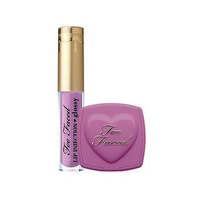 Too Faced NAUGHTY KISSES DREAM LOVER Blush Lip Injection Plumper Make Up BNIB