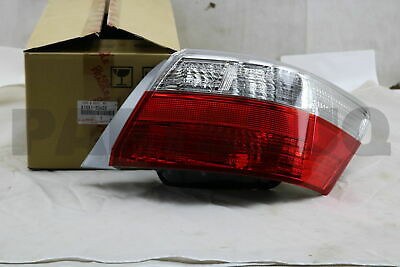 8155120A20 Genuine Toyota LENS & BODY, REAR COMBINATION LAMP, RH 81551-20A20