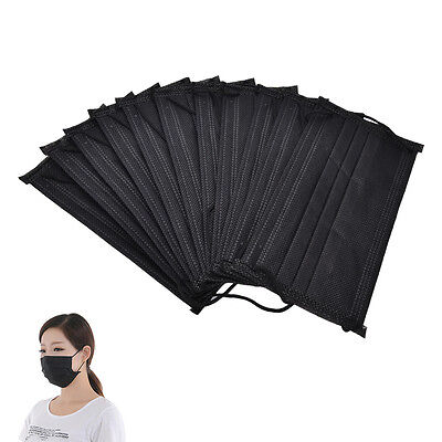 10PCS Disposable Mask Anti-dust Flu Warm Face Sports Respirator Outdoor Mouth FC
