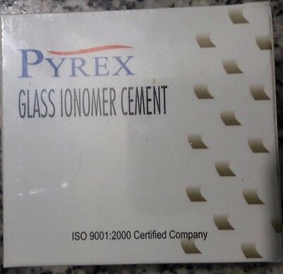 Permanent Glass Ionomer Cement Crown Bridge Luting Cement Type 1 (Free Shipping)