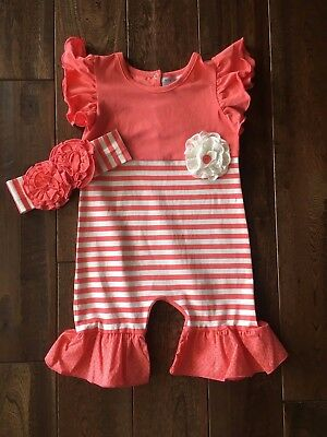 Ivy League Shortall girls infant clothing