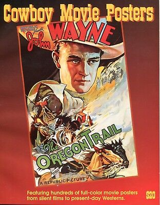 Cowboy Movie Posters * Bruce Hershenson *