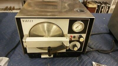 Harvey Chemiclave Vapor Steralizer Chemical Steralizer Autoclave, Works Well