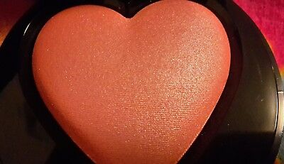 "Original MARY KAY Baked Rouge Powder ""giving heart"", frisch/leuchtend, Neu & OVP"