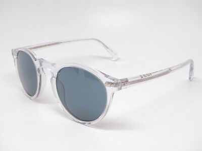 Oliver Peoples OV 5217S Gregory Peck Sun 1101R8 Crystal w/Indigo Sunglasses