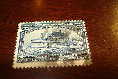 #99 Canada - Canadian used stamp