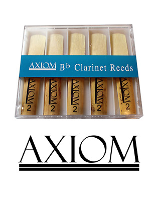 Box of 8 Reeds BRAND NEW Gigliotti Advantage #2.5 Bb Clarinet Reeds
