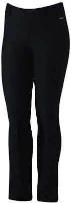 (X-small - Tall, Black) - Kerrits Ladies Windpro Bootcut Tight. Huge Saving