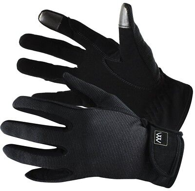 (Size 6, Black) - Woof Wear Smartphone Riding Glove. Shipping Included
