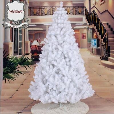 XMAS SALE :1.8m/6ft White Artificial Christmas Tree Xmas 180 cm 6 feet - XMAS SALE :1.8M/6FT White Artificial Christmas Tree Xmas 180 Cm 6