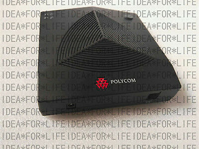 1pc Used Good Polycom SoundStation 2W 2.4Ghz Base Station #C2ii-2.4
