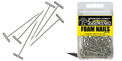 Foam Nails ST1432 from Woodland - All Scales Model Trains