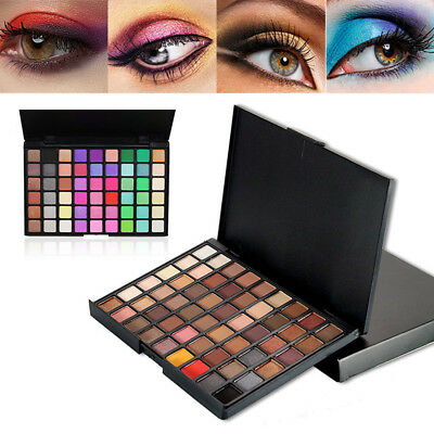 40 Colors Cosmetic Matte Glitter Eyeshadow Eye Shadow Makeup Palette Cosmetic