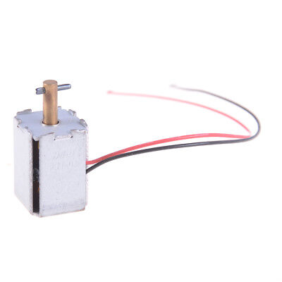 DC 6-12V Bidirectional Self-retaining Solenoid Push Pull Electromagnet US