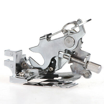 Portable Ruffler Presser Foot Low-shank Sewing Machine Stainless steel Brother