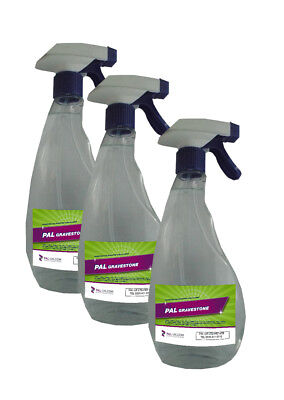 Gravestone And Headstone Restorer - Cleans And Protects With Fast Results