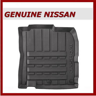 Genuine Nissan Qashqai J11 & J11B Front & Rear High Wall Rubber Mats KE7584E289