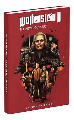 Wolfenstein II Official Collector's Edition Game Guide