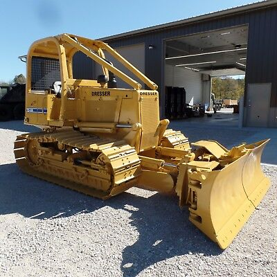 1999 Dresser TD8H Dozer Good shape!! LOW HOURS!!  One owner! Komatsu 8 way Blade