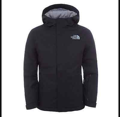 The North Face Youth Snow Quest Jacket (TNF Black)
