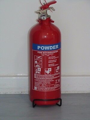 Dry Powder Fire Extinguisher - 2kg