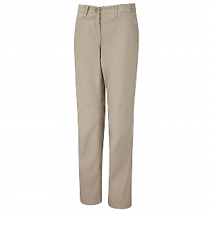 Craghoppers Nlife Lightweight Stretch Trousers Natural Size 10R