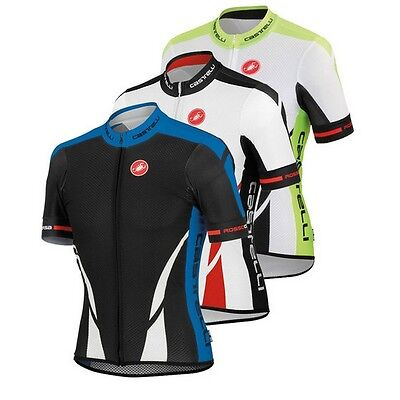 Men's Cycle Jersey Castelli - RRP £80 (Brand new in packet)