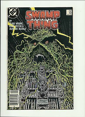 Swamp Thing #52 (Sep 1986, DC Comics) Alan Moore Joker Pre Killing Joke Story