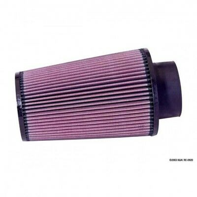 Air filter clmp on 89mm - re-0920 - K & n  10111587 (RE-0920)