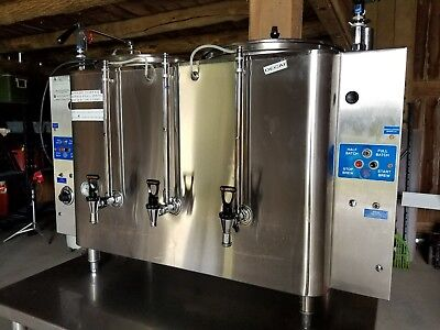 grindmaster commercial 20 gallon coffee brewer.