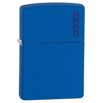 Zippo Classic 229ZL Royal Blue Matte Unisex Lighter