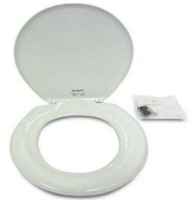 DOMETIC SEALAND 385344088 White Toilet Cover Seat for 910/911 Traveler