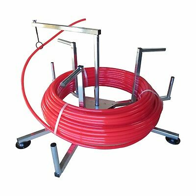 """PEX GUY Piping Uncoiler for 3/8"""" to 1"""" PEX Piping"""