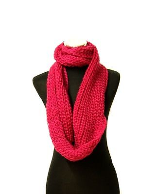 Zac's Alter Ego® Warm Knitted Womens Loop Scarf / Snood / Cowl