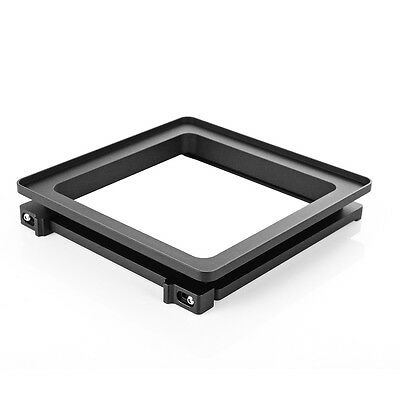 Luland produced TOYO VIEW 158mm Converting Sinar Shutter adapter plate