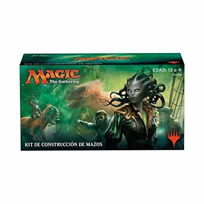 Magic the Gathering Ixalan Deck Builder´s Toolkit spanish Wizards Coast Trading