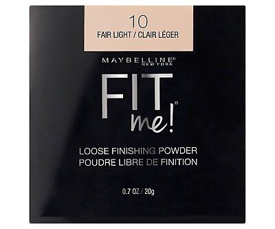 Maybelline Fit Me Loose Finishing Face Powder Pick A Shade From 8 Choices
