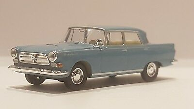 BREKINA Borgward P100 for a HO scale layout item 15504 suits Roco Fleischmann